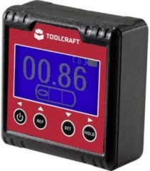 Rode TOOLCRAFT 2182452 Magnets Digital protractor with LCD IP42 1 pc(s) Angle setting (max.): 360 °
