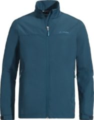 Vaude - Hurricane Jacket IV - Softshelljack maat S, blauw
