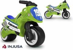Injusa Loopmotor Neox Kawasaki Jongens 70 Cm Groen/blauw