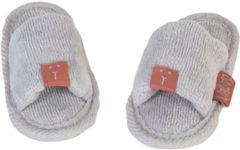Grijze BamBam Organic Slippers Grey