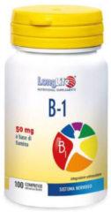 Longlife B-1 vitamina 100 compresse divisibili