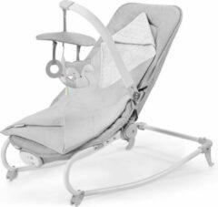 Grijze Kinderkraft Wipstoel - schommelstoel Felio Stone Grey