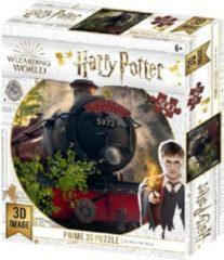 Tucker's Fun Factory 3D Image Puzzel - Hogwarts Express (500)
