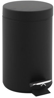 Afbeelding van Zwarte V-Part Classic pedaalemmer - 3 l - zwart