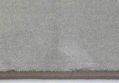 Zilveren Prima vloerkleden Vloerkleed Tamara licht grijs 120x170cm
