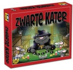 The Game Master Zwarte Kater