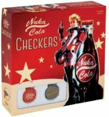 Fallout Nuka-Cola Checkers BORDSPELLEN