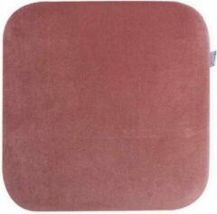 Nolon universeel zitkussen - Rechthoek - Velvet - Roze