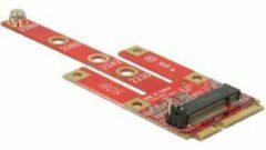 DeLOCK 63384 Intern M.2 interfacekaart/-adapter