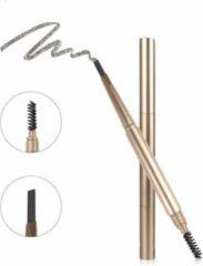 Mvr cosmetics Wenkbrauw potlood | light brown/coffee