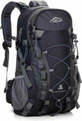 Merkloos / Sans marque Backpack - Outdoor Local Lion - Zwart - Wandelrugzak - Rugtas - Rugzak - 40 Liter