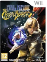 Square Enix Final Fantasy Crystal Chronicles Crystal Bearers Game Wii