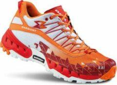 Garmont hardloopschoenen 9.81 Air G S GTX - Wit - Oranje - 42,5