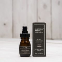 Depot The Male Tools & Co Depot 505 Conditioning Beard Oil Ginger & Cardamom 30ml