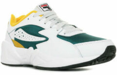 Fila Mindblower 1010574.02F Heren Sneaker Sportschoenen Schoenen Wit - Maat EU 45 UK 10.5