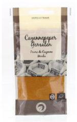 Org Flavour Comp Cayennepeper gemalen bio 25 Gram