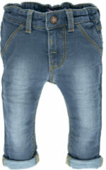 Blauwe Feetje Broekje Light Blue Denim Mt 68