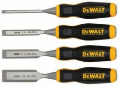 DeWalt DWHT0-16063 | HOUTBEITELS | 4-DELIGE SET