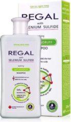Rosa Impex REGAL KALMERENDE ANTI-ROOS Shampoo met Selenium Sulfide voor Elk Haartype 200ml
