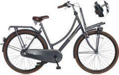 28 Zoll Popal Daily Dutch Basic+ 2800 Damen Holland Fahrrad 3... petrol-blau, 50cm