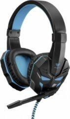 Blauwe AULA prime basic gaming headset