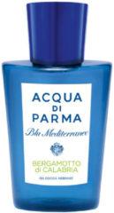 Acqua di Parma Unisexdüfte Bergamotto di Calabria Blu Mediterraneo Shower Gel 200 ml