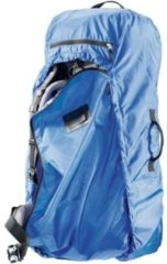 Blauwe Deuter Accessories Transport Cover cobalt