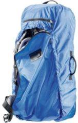 Blauwe Deuter Accessories Transport Cover cobalt