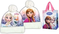 Disney Frozen It's Cold - Muts - Anna - Elsa - Olaf - Wit