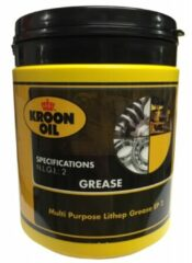 Gele Kroon-Oil VET KROON KOGELLAGER/MULTI PURPOSE GREASE 600GM
