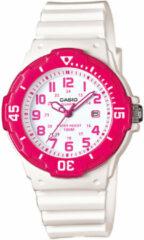 Casio LRW-200H-4BVEF - Horloge - 34.2 mm - Staal - Wit