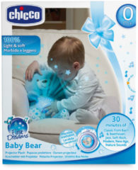 Tiamo Chicco First Dreams Projector - Beer - Blauw( verpakt in foli)