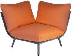 Beach Lounge Eckelement - orange - Flint