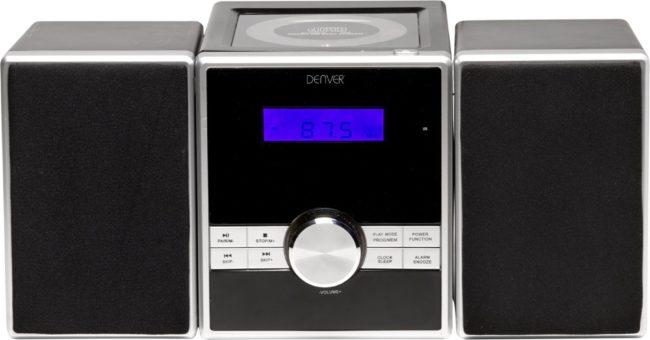 Afbeelding van Voordeeldrogisterij Premium MCA-230MK2 Muziek Center met CD en FM radio - Zwart