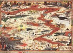 Gale Force Nine D&D Descent Into Avernus: Avernus Map (23