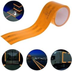 Pro+ Reflecterend Tape 3M Kleur Oranje (50 mm x 2 Meter)