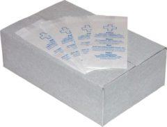 Euro Products 2x Europroducts hygiënezakjes, wit, pak a 1000 stuks
