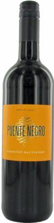 Afbeelding van Puente Negro Cabernet Sauvignon, 2019, Central Valley Region, Chili, Rode Wijn