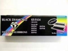 Zwarte Panasonic KX-FA54X Faxrol