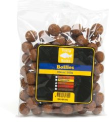 Bruine Tasty Baits Daypack SCOPEX - BOILIE - 20MM - 500G