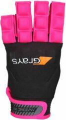 Roze Grays Anatomic Pro Hockeyhandschoen - Hockeyhandschoenen - zwart - M