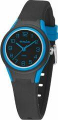 Sinar XB-47-1 - Analoog horloge - 29 mm - Zwart / Blauw