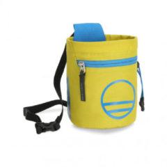 Wild Country - Flow Chalk Bag - Pofzakje geel