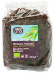 Rozijnen Sultana Your Organic Nature (500 gram) - Biologisch