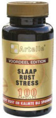 Artelle Slaap Rust Stress SLM 100 capsules