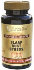 Artelle Slaap Rust Stress Capsules 100st