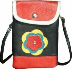 Jessidress Meisje Tasje Meiden Accesoire Tas Handtasje. BDF0327 Zwart
