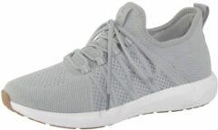 Licht-grijze Sneaker 24 Hours Lichtgrijs