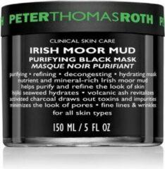 Zwarte Peter Thomas Roth Irish Moor Mud Mask - gezichtsmasker 150ml.