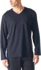 Mey Heren Night Basics Shirt Long-Sleeved 20720 174 Indigo